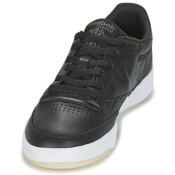 Schoenen Dames Lage sneakers Reebok Classic CLUB C 85 LTHR