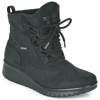 Schoenen Dames Laarzen Romika VARESE N08 Zwart