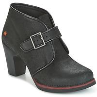 Schoenen Dames Low boots Art GRAN-VIA Zwart