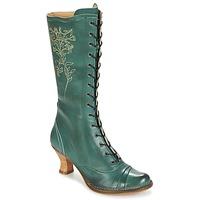 Schoenen Dames Hoge laarzen Neosens ROCOCO Blauw