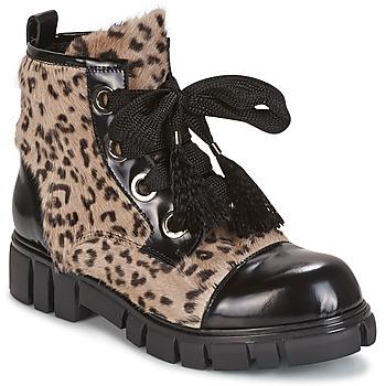 Schoenen Dames Laarzen Now ARRABIATA Zwart