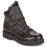 Schoenen Dames Laarzen Now BIANCO Zwart