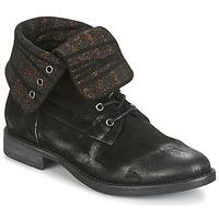 Schoenen Dames Laarzen Now BIANCA II Zwart