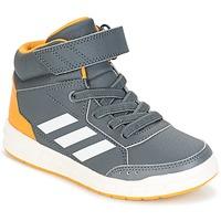 Schoenen Jongens Hoge sneakers adidas Performance ALTASPORT MID EL K Grijs