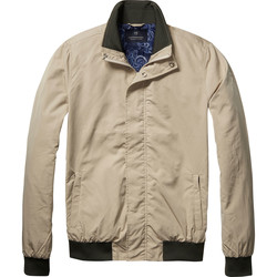 Textiel Heren Wind jackets Scotch & Soda Classic bomber .