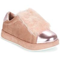 Schoenen Dames Lage sneakers Coolway TOP Roze