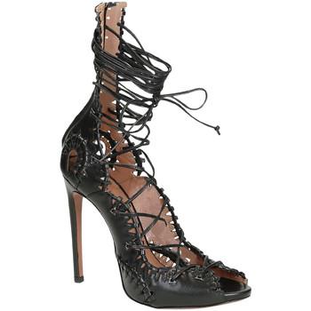 Schoenen Dames Sandalen / Open schoenen Alaa 4S3X524CB23 nero