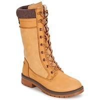 Schoenen Dames Hoge laarzen KAMIK ROGUE 9 Bruin