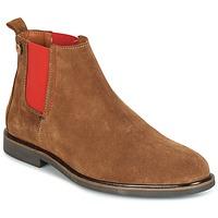Schoenen Heren Laarzen Faguo CORK02 Bruin