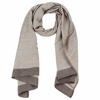Accessoires Dames Sjaals Antik Batik ZOE Taupe