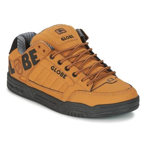 Schoenen Heren Lage sneakers Globe TILT Camel