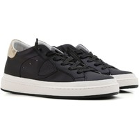 Schoenen Dames Lage sneakers Philippe Model CKLD ML31 nero