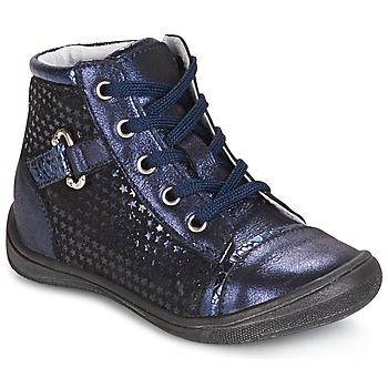 Schoenen Meisjes Hoge sneakers GBB ROMIE Marine