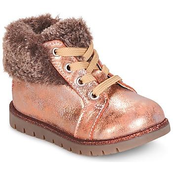 Schoenen Meisjes Laarzen GBB RENATA Roze