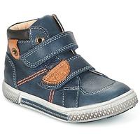 Schoenen Jongens Laarzen GBB RANDALL Blauw