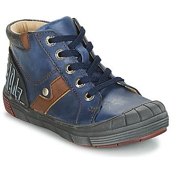 Schoenen Hoge sneakers GBB RENOLD Marine