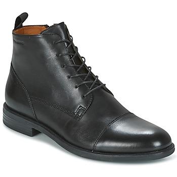 Schoenen Heren Laarzen Vagabond SALVATORE Zwart