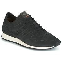 Schoenen Heren Lage sneakers Hugo Boss Orange ADRENAL RUNN Zwart