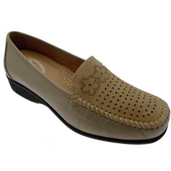 Schoenen Dames Mocassins Calzaturificio Loren LOK3971du grigio