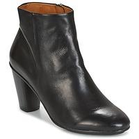 Schoenen Dames Enkellaarzen n.d.c. AURORA ZIP Zwart
