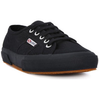 Schoenen Dames Lage sneakers Superga COTU FULL BLACK CLASSIC Nero