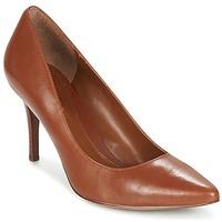 Schoenen Dames pumps Ralph Lauren REAVE Cognac
