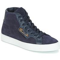 Schoenen Heren Hoge sneakers John Galliano FAROM Marine