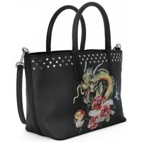 Tassen Dames Tote tassen / Boodschappentassen Richmond SMALL SHOPPING GRACE JONES Nero