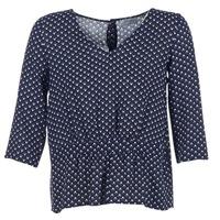 Textiel Dames Tops / Blousjes Casual Attitude HOLA Marine