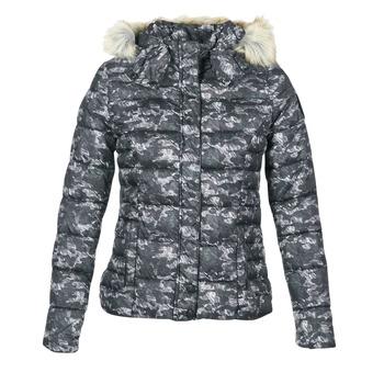 Textiel Dames Dons gevoerde jassen Kaporal BASIL Grijs