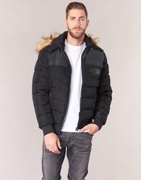 Textiel Heren Dons gevoerde jassen Kaporal GERIK Zwart
