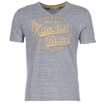 Textiel Heren T-shirts korte mouwen Kaporal JAPAN Grijs