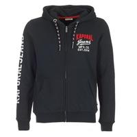 Textiel Heren Sweaters / Sweatshirts Kaporal MUZAK Zwart
