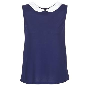 Textiel Dames Tops / Blousjes Naf Naf OCHOUPI Marine