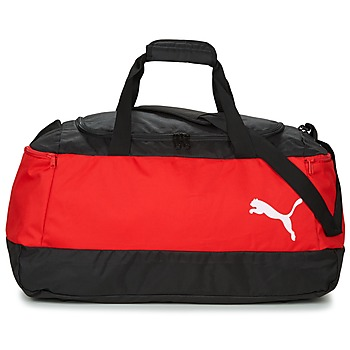 Tassen Sporttas Puma PRO TRAINING II MEDIUM BAG Zwart / Rood