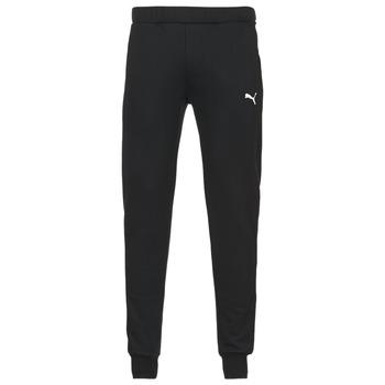 Textiel Heren Trainingsbroeken Puma SWEAT PANTS SLIM FL Zwart