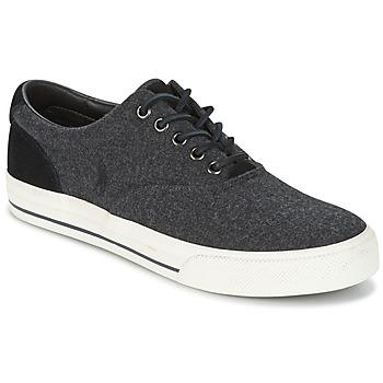 Schoenen Heren Lage sneakers Ralph Lauren VAUGHN Grijs
