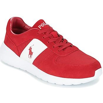 Schoenen Heren Lage sneakers Polo Ralph Lauren CORDELL Rood