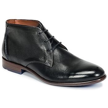 Schoenen Heren Laarzen Lloyd FIETE Zwart