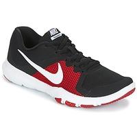 Schoenen Heren Fitness Nike FLEX CONTROL Zwart / Rood