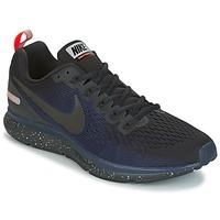 Schoenen Heren Running / trail Nike AIR ZOOM PEGASUS 34 SHIELD Zwart / Blauw