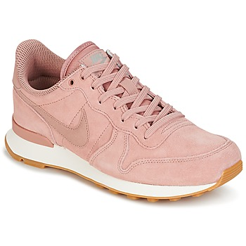 Schoenen Dames Lage sneakers Nike INTERNATIONALIST SE W Roze