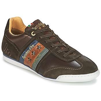 Schoenen Heren Lage sneakers Pantofola d'Oro IMOLA UOMO LOW Bruin