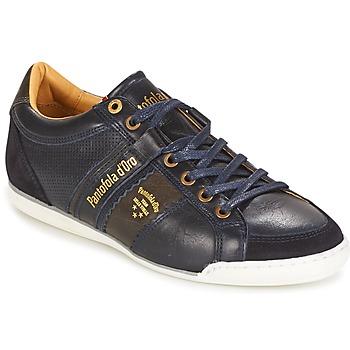 Schoenen Heren Lage sneakers Pantofola d'Oro SAVIO UOMO LOW Blauw