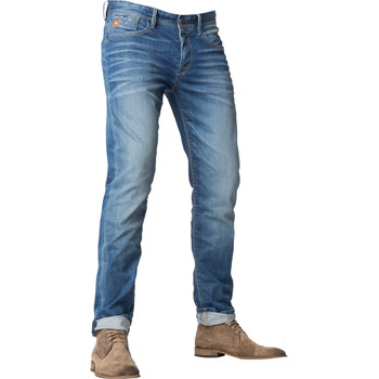 Textiel Heren Straight jeans Vanguard Cantex v7 rider Denim