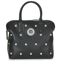 Tassen Dames Handtassen kort hengsel Versace Jeans ERICO Zwart