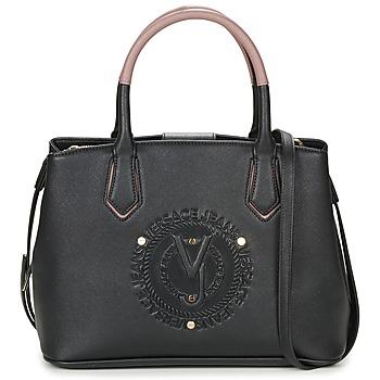 Tassen Dames Handtassen kort hengsel Versace Jeans EDILA Zwart