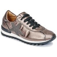 Schoenen Meisjes Lage sneakers Unisa DONYA Brons