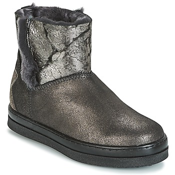 Schoenen Meisjes Laarzen Unisa FIS Zilver