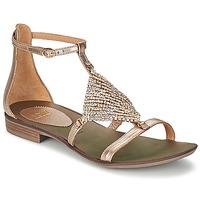 Schoenen Dames Sandalen / Open schoenen Now BRENTA Champagne